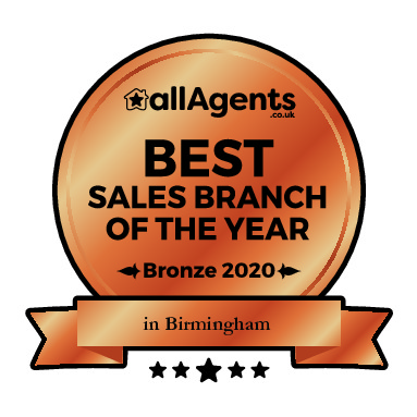 All Agents Bronze Award 2020