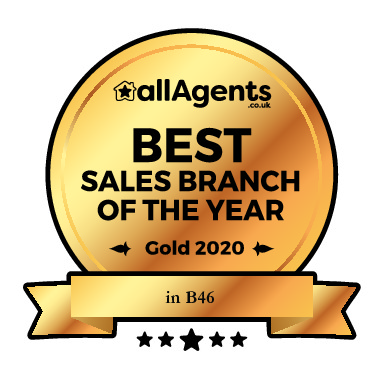All Agents Gold Award 2020